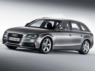 Audi A4 - frontale